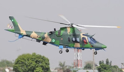 Gunmen Attack Nigerian Airforce Helipad In Bayelsa, Kill Airman