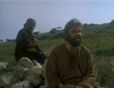 Lom and Hopkins as Saul and Barnabas