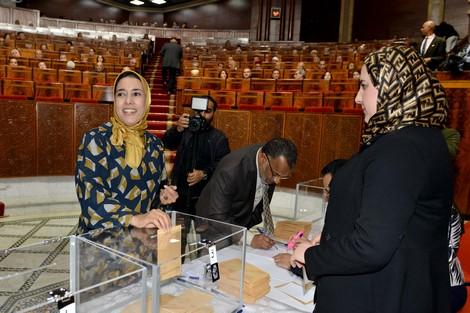 """""""خلع الحجاب"""" يُطيح بماء العينين من منصب نائب رئيس مجلس النواب"""