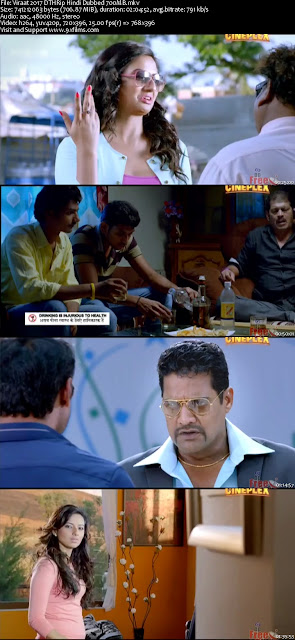 Businessman 2 2017 DTHRip Hindi Dubbed