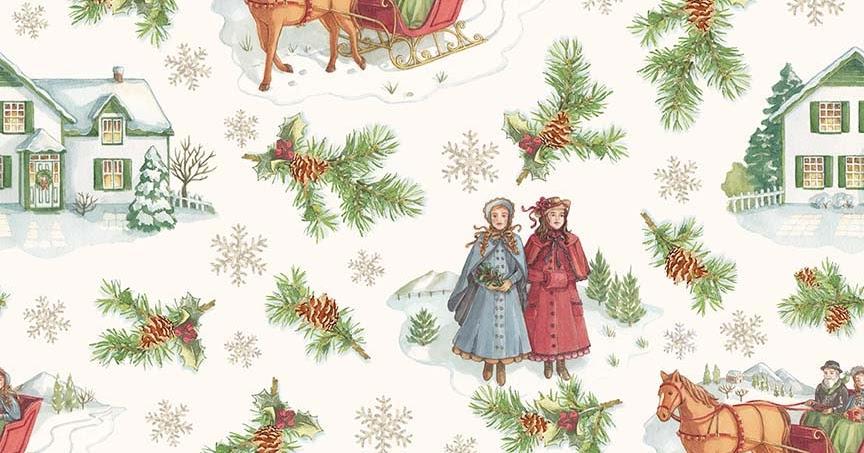 Mrs T S Christmas Kitchen Anne Of Green Gables Christmas