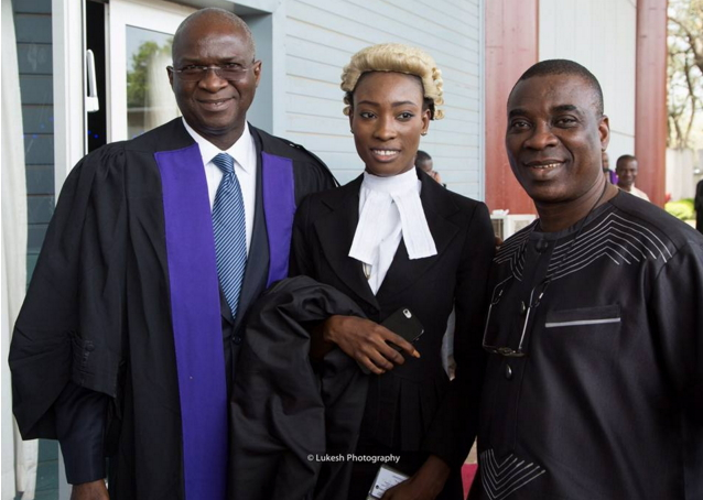 wasiu ayinde daughter lawyer