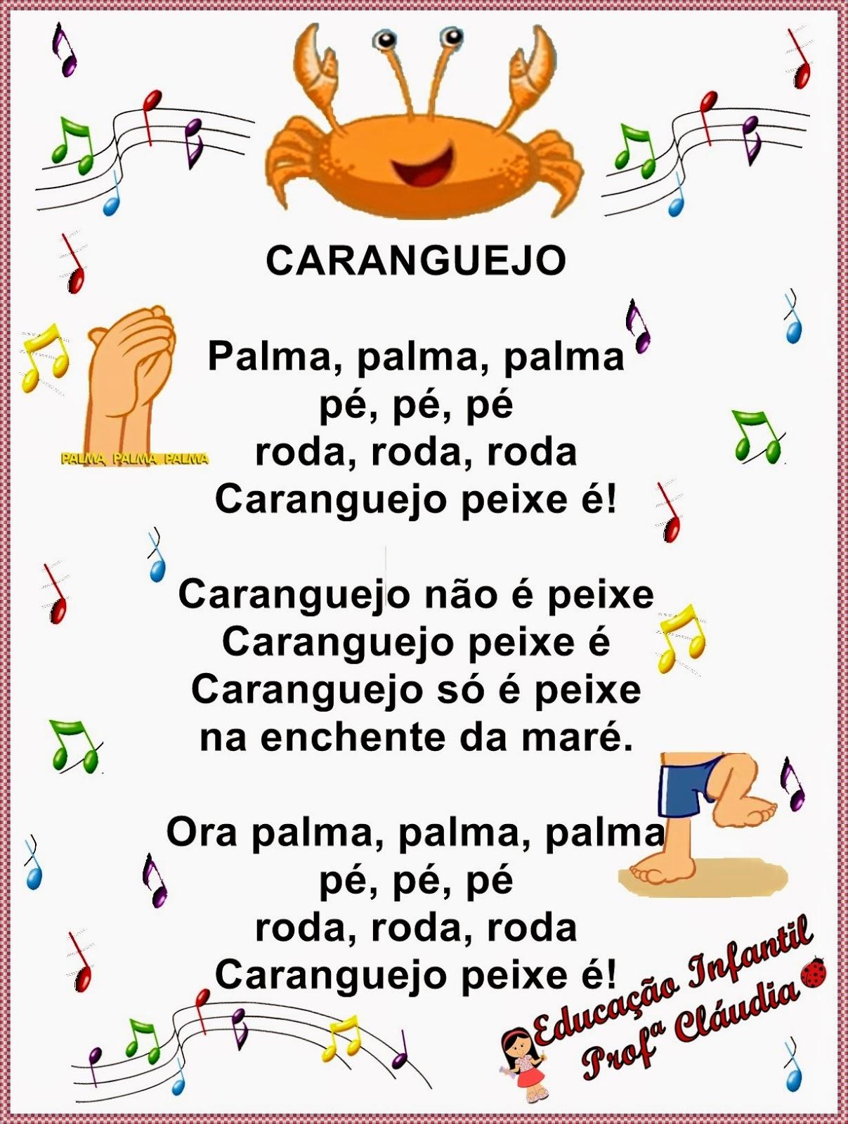 Well-known Fazer Educação com Dário Reis: CANTIGAS DE RODA: RESGATAR E (RE  LC11