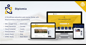 Diplomia is one of the best WordPress themes for University