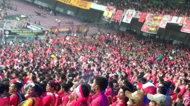 """#Moment Menanti Laga Final Piala Presiden """"Rasa"""" Piala Sudirman Di Pakansari (Membunuh Rasa Kalah, Menjeput Asa Untuk Juara)"""