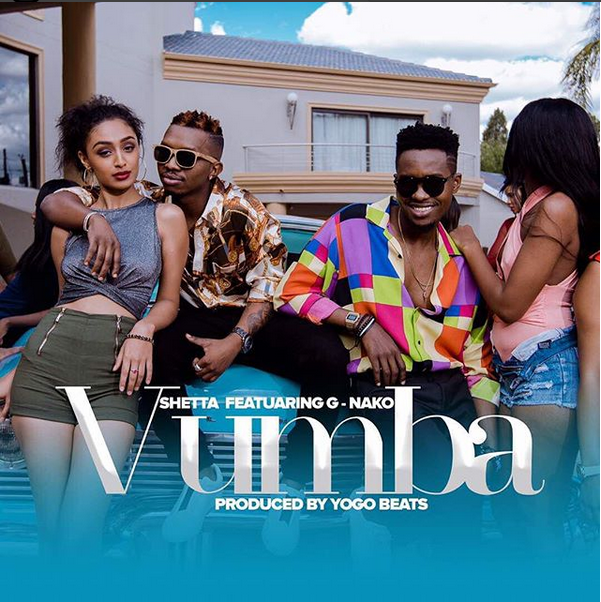 Shetta  Ft G Nako - Vumba |Download Mp3