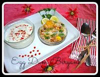 Egg Biryani Recipe
