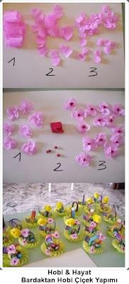 Hobi Çiçek Modelleri 3