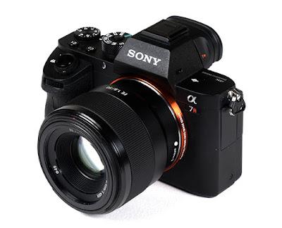 Sony A7R, Sony 50mm f/1.8 FE - Фотография Photozone