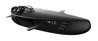 submarino Ortega Mk.1C