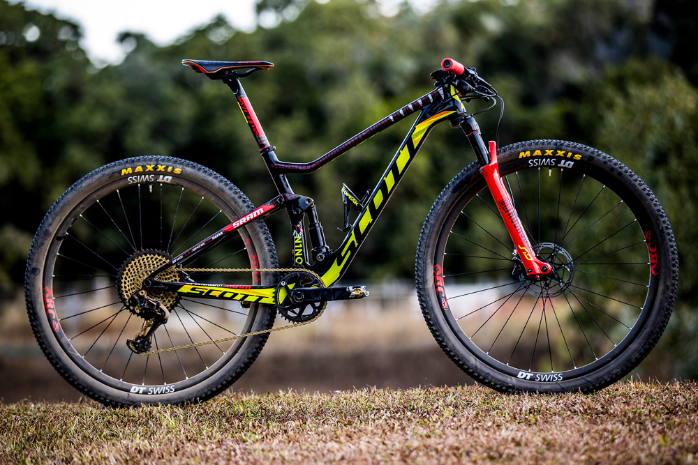 Nino schurters scott | Bicycles - Mountain & Fat