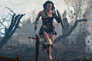 Wonder Woman No Man's Land Inspiration