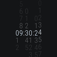 Slide Clock [Wallpaper Engine][Live Wallpaper For PC]