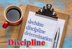 अनुशासन के बिना जीवन में सफल होना मुश्किल है - Discipline Ke Bina Jeevan Mein Safal Hona Mushkil Hai