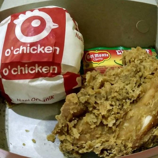 8 Alasan Mengapa Makan Ayam O'Chicken , No 4 Bikin Kamu Terkejut