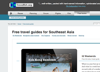Free travel guides for South East Asia from Travelfish