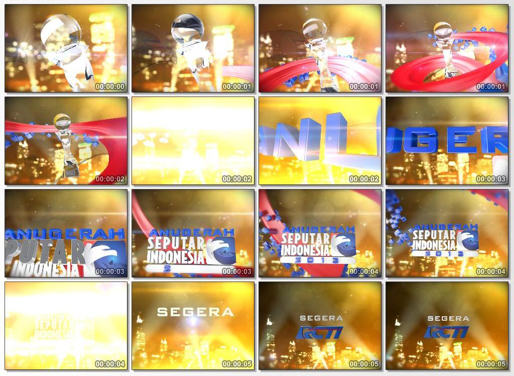 Anugerah Seputar Indonesia Handika Ardhi F