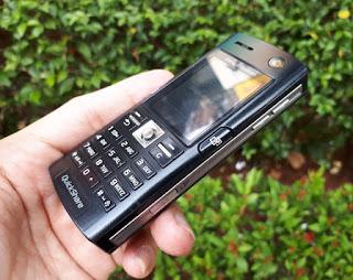Hape Jadul Sony Ericsson K608 Seken Mulus Langka Kolektor Item