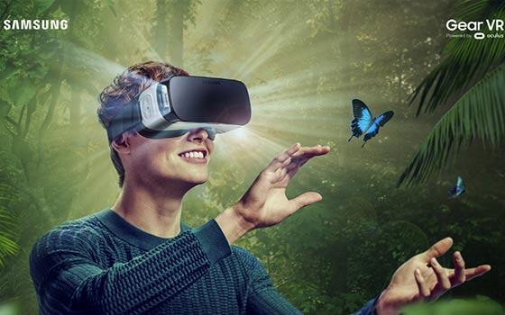 Samsung Luncurkan Web Browser untuk Aksesoris VR Headset