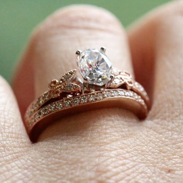 Cheap Wedding And Engagement Ring Sets