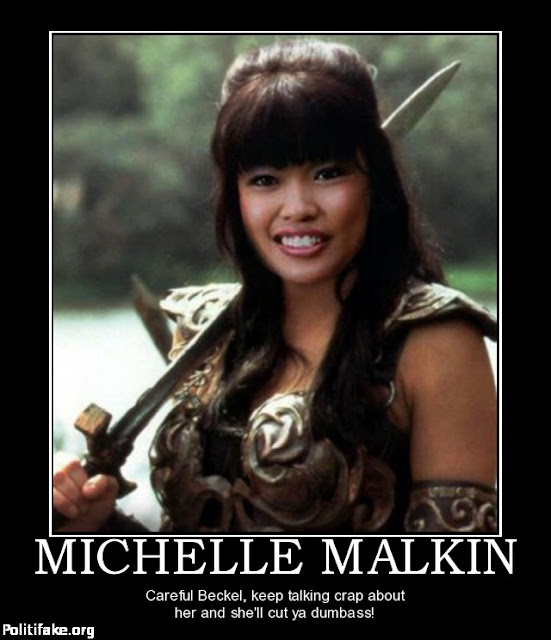 Michelle Malkin sexy Nacktfotos