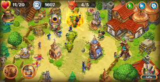 Holy TD: Epic Tower Defense Mod Apk v1.43 Full version