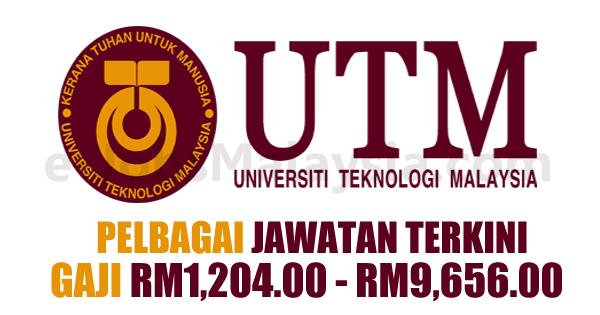 Universiti Teknologi Malaysia UTM