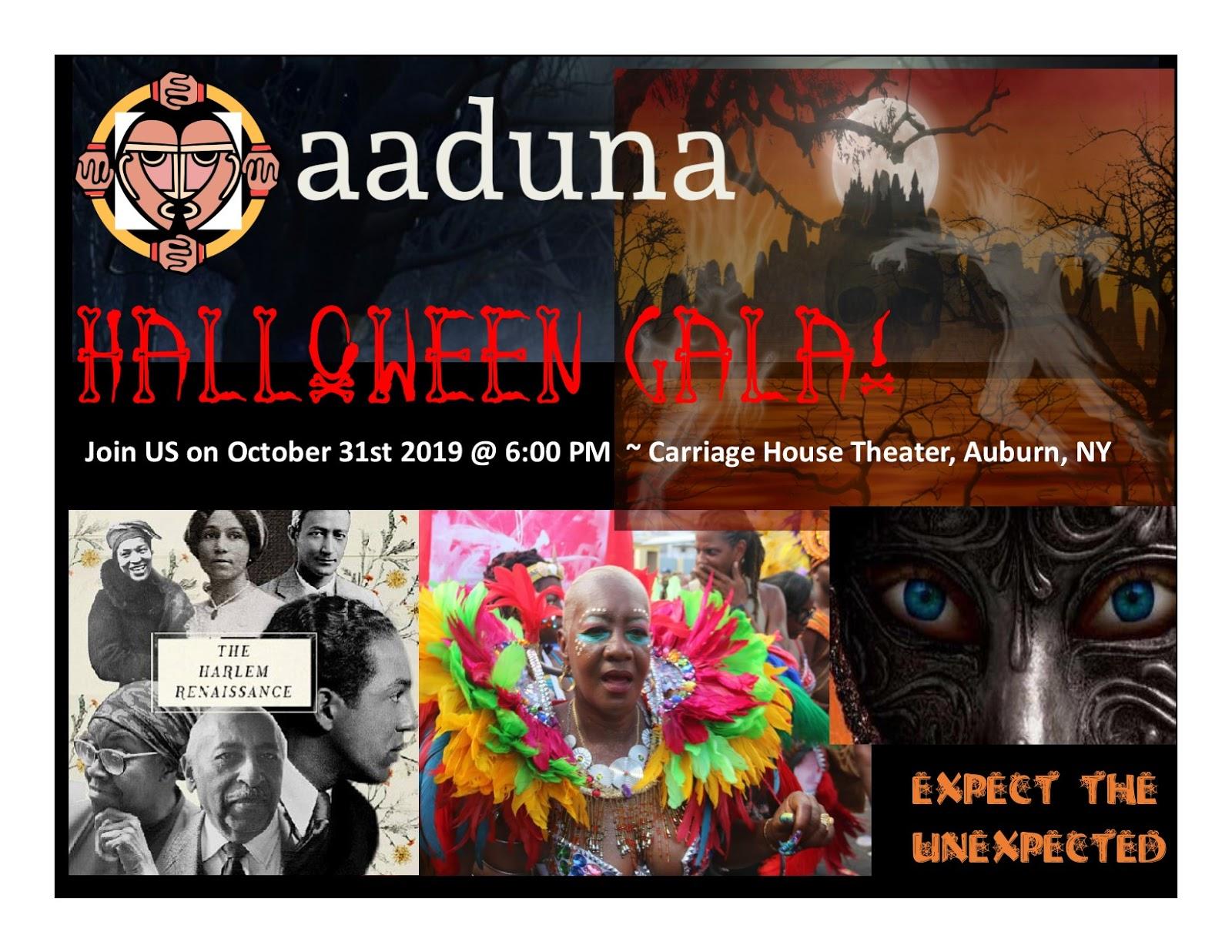 aaduna gala carriage house theater auburn ny 2019