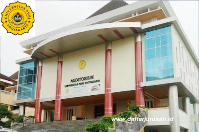 Daftar Fakultas dan Program Studi UPY Universitas PGRI Yogyakarta