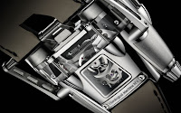 MB&F Horological Machine No4 (HM4) Thunderbolt back