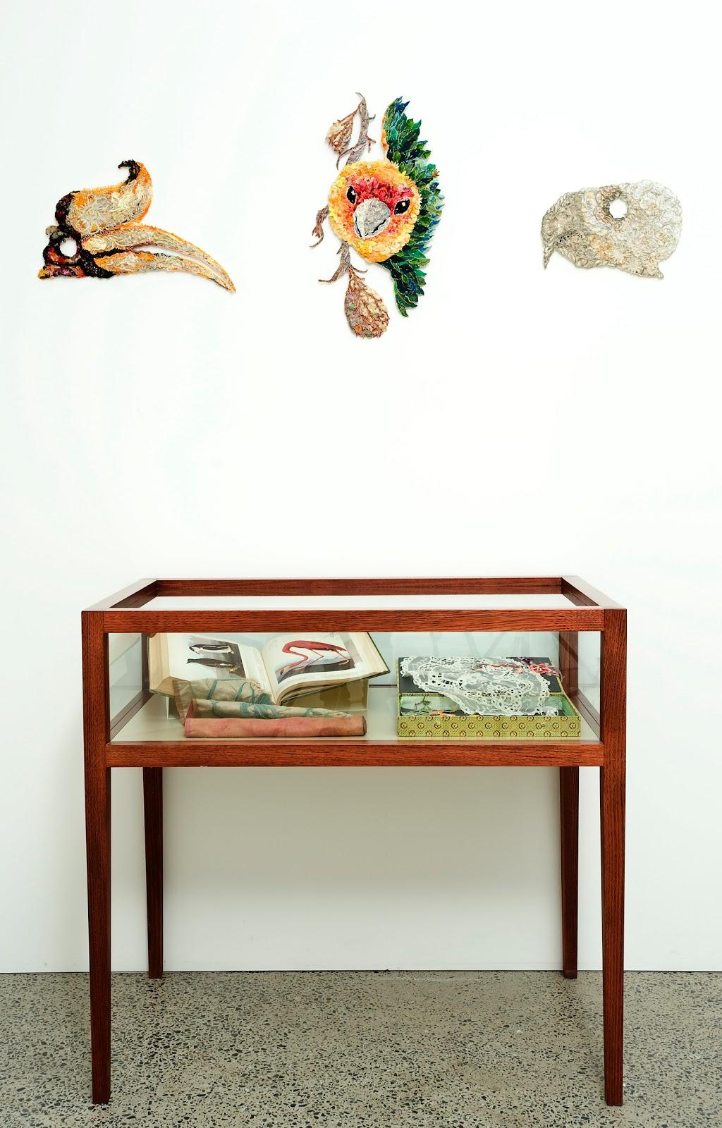 Lou Saxton artspace
