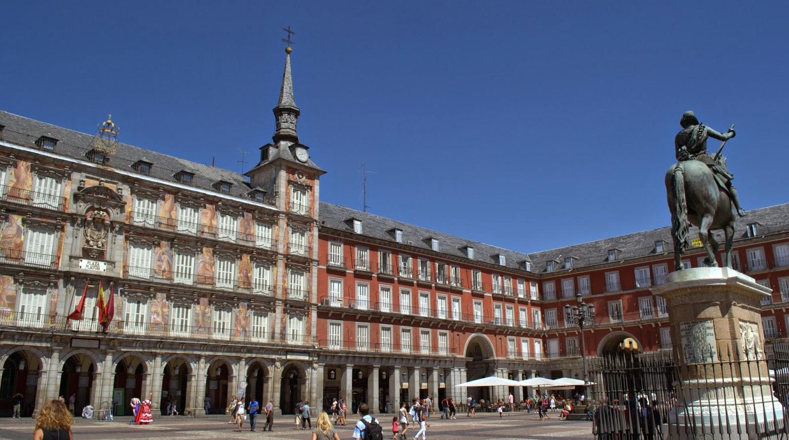 Roteiro de 5 dias em Madrid