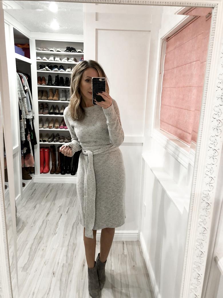 042e7f446f Sweater Dress