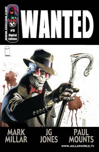 Wanted Comic #5 PDF