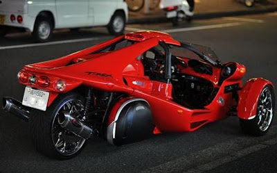 new motorcycle custom modification review and specs three wheeled vehicle and reverse trike. Black Bedroom Furniture Sets. Home Design Ideas