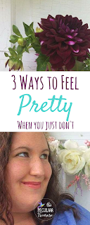 Sometimes, a girl just wants to feel pretty. Today on The Peculiar Treasure, I'm sharing 3 things that help me feel pretty on days when I just don't. Plus, a mini review of Lipsense!