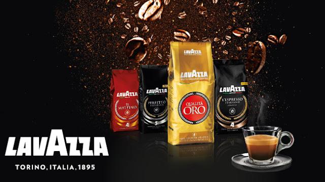 260 Packs de 2 variétés de cafés en grains Lavazza à tester !