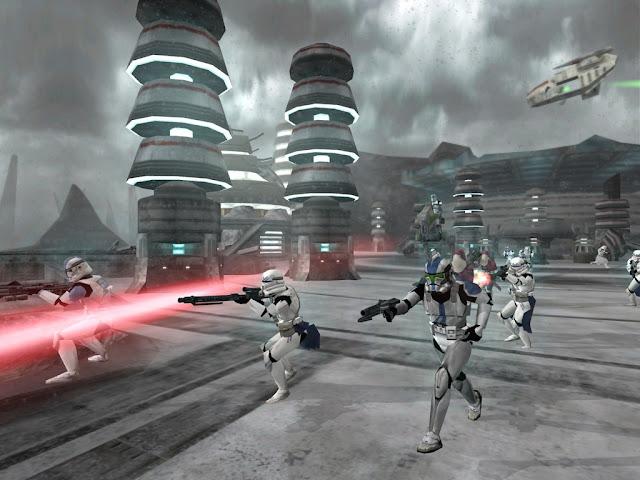 نتيجة بحث الصور عن تحميل لعبة star wars battlefront 2