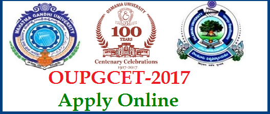 OUCET-2017/ Osmania University PG Entrance Exam Fee Dates Online Application Form Download Hall Tickets | Online Applications are invited for various PG Courses in Osmania University Telangana University Palamuru University Mahatma Gandhi University for the Academic Year 2017-18 | OU PG Entrance Exam Fee Dates Examination Download Hall Tickets Results | Apply Online for Osmania University Common Entrance Test 2017 at ouadmissions.com oucet-2017-osmania-university-pg-entrnce-exam-fee-dates-online-application-form-download-hall-tickets
