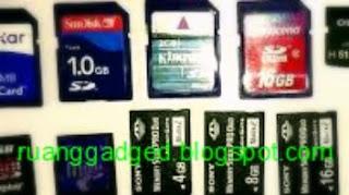 Cara Memperbaiki SD Card Yang Tidak Terbaca Atau Corrupt