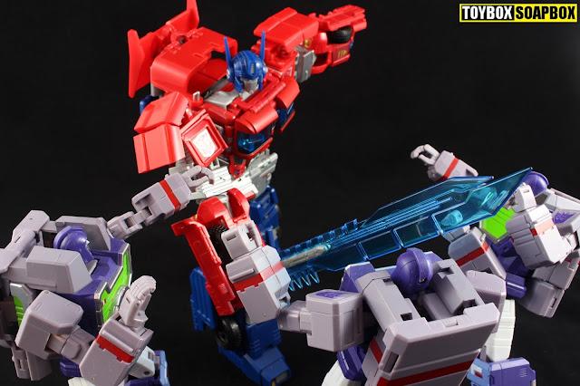 S.N.D Primo Vitalis optimus prime upgrade kit sword
