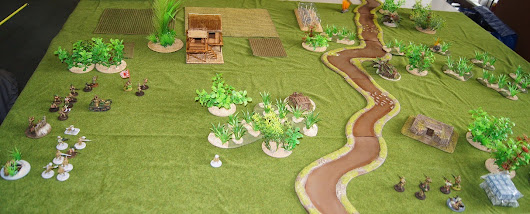 West Tokyo Wargamers Games Day 10 August 2014