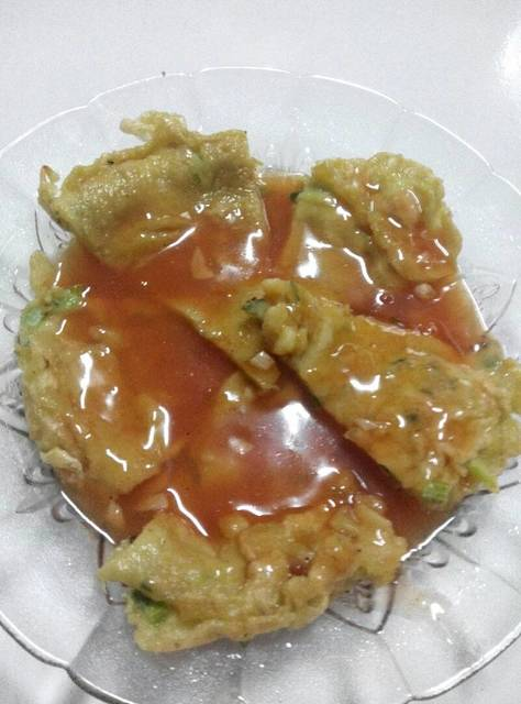 Resep fuyunghai jamur sederhana ala rumah makan ciwidey