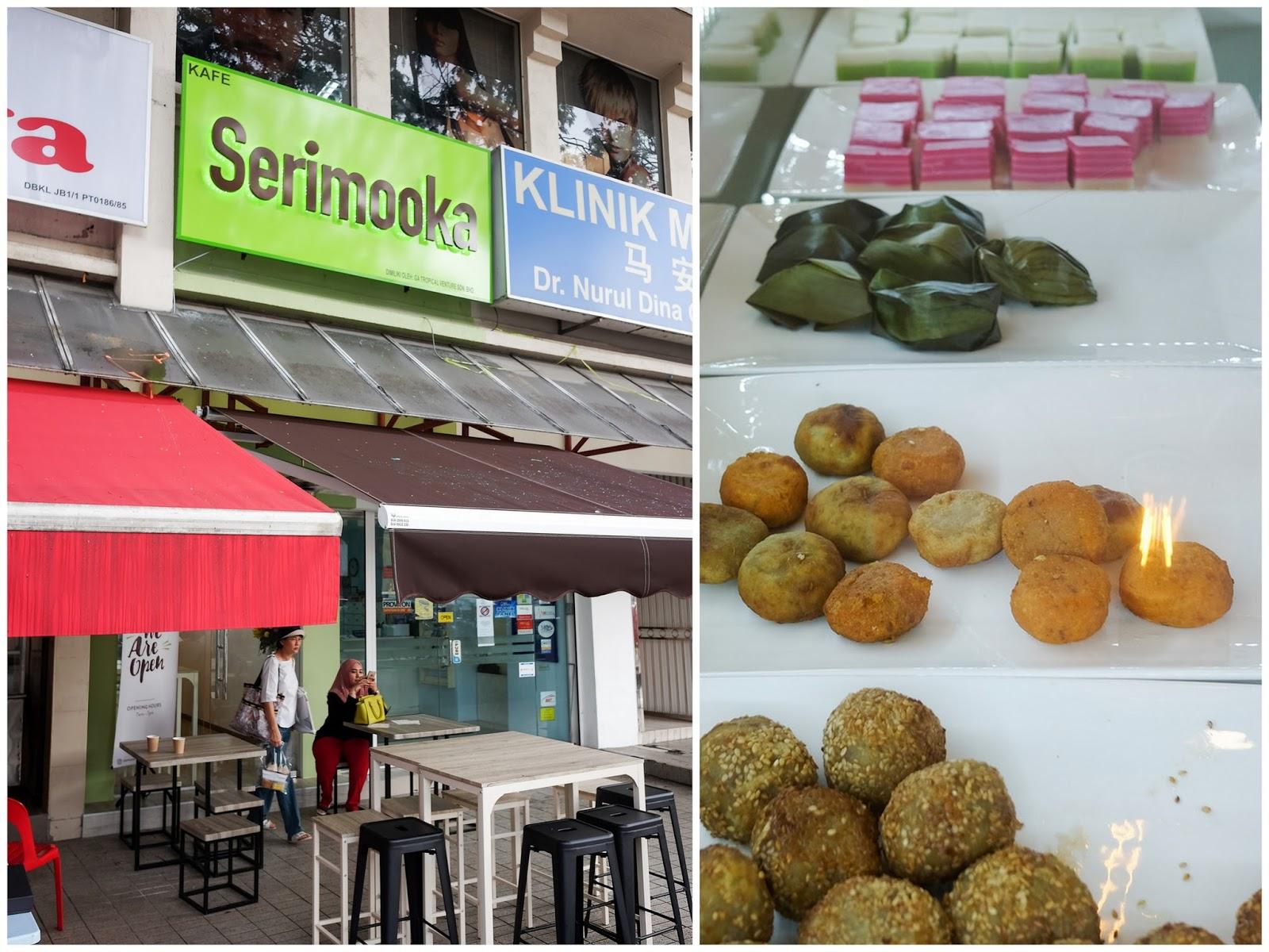 Serimooka @ Telawi, Bangsar