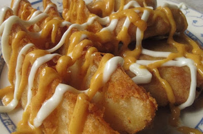 Resepi Cheesy Wedges Ala KFC