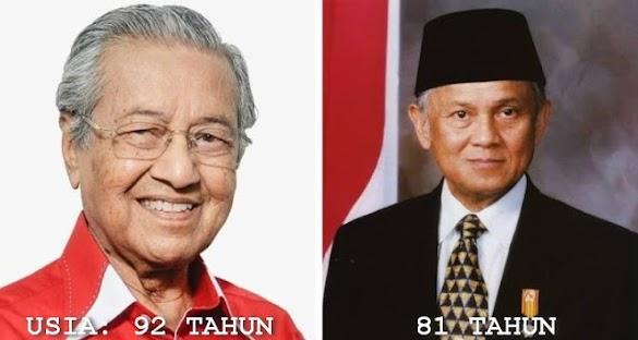 Seperti Mahathir, Habibie Diminta Capres 2019 Untuk Selamatkan Indonesia