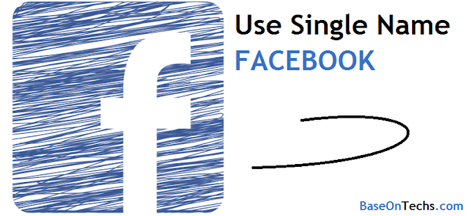 [New] How To Use Single Name On Facebook