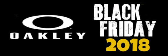 Oakley Black Friday