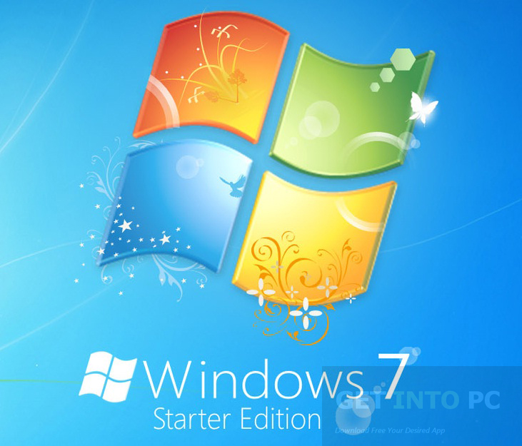 Windows 7 Starter Free Download ISO 32 Bit - All Software