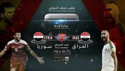 العراق وسوريا بث مباشر